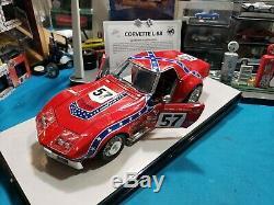 118 Carousel 1 Corvette L-88 # 57 Dave Heinz / Bob Johnson 1972 Sebring 12 Heures