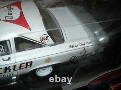 118 Supercar Collectibles Dave Strickler 1965 Dodge Coronet Hemi New In Box