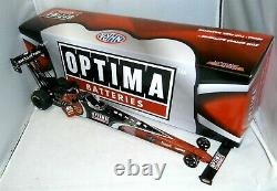 124 Auto World Rc2 Nhra Top Carburant Dragster Optima Batteries Dave Grubnic