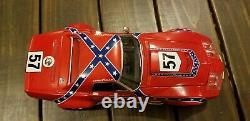 1968-69 Carrousel 1 Corvette L-88 118 #57 Dave Heinz Bob Johnson 1972 Sebring