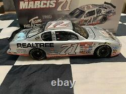 2002 Dave Marcis #71 Autographed Last Ride Team Realtree 1/24