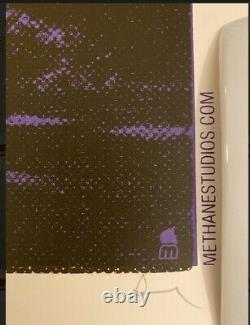 2008 Dave Matthews Band Affiche Limited Edition -rare Artist Print