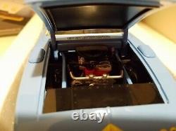 Autographié Université De Course 1969 Dave Marcis #30 Dodge Charger Daytona 1/24