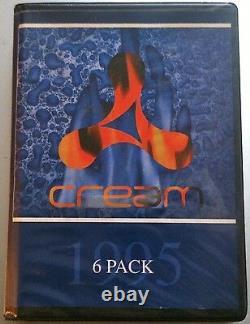 Boy George Crème 1995 Rare 6x Dj Mixtape Coffret Dave Seaman Danny Rampling