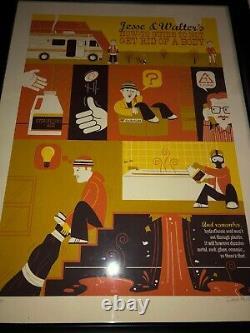 Breaking Bad Dave Perillo Emillios Disposal Affiche D'art Imprimer Mieux Appeler Saul