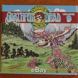 CD Morts Daves Grateful Pics, Volume 9, 1974
