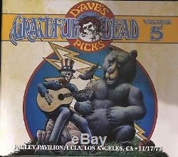 Choix De Grateful Dead- Dave Volume 5 Triple Marque Nouveau Disque-