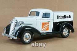 Concessionnaire Dave Tres Rare Home Depot Carrefour Spec Cast 1937 Chevrolet Bank 1994