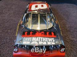 Dale Earnhardt Jr # 066/360 Platinum Budweiser / Dave Matthews 2004 1/24 # 8 Elite