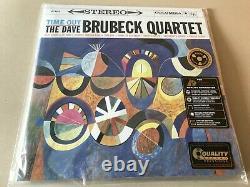 Dave Brubeck Quartet Sortie 2 X Vinyle Lp 200g 45rpm Aapj 8192-45