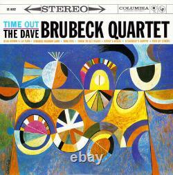 Dave Brubeck Quartet Time Out 2 X Vinyle Lp 200g 45rpm Aapj 8192-45