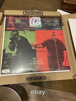 Dave Chappelle 846 Third Man Records Limited Edition Tri-color Vinyl 414/846