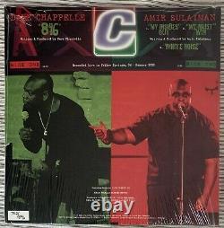 Dave Chappelle 846 Tri-color Edition Limitée Vinyle Numéroté