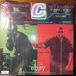 Dave Chappelle 846 Tri-color Vinyl Edition Limitée À 846 Troisièmes Records D'homme