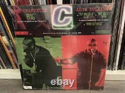 Dave Chappelle 846 Tri-colored Vinyl Lp Troisième Homme Dossiers 2021 Numérotés Scellés