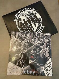 Dave Chappelle X/846 Main Numeroed Limited Vinyl Tri-color Troisième Homme Tmr