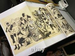 Dave Cockrum X-men Idw Artefact Artefact Artefact Édition Limitée Édition Spéciale Signée