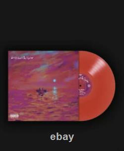 Dave Étaient Tous Seuls Dans Ce Ensemble Rouge Vinyl Lp Waaitt Presale