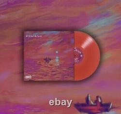 Dave Étaient Tous Seuls Dans Ce Ensemble Waait-limited Edition-red Vinyl-