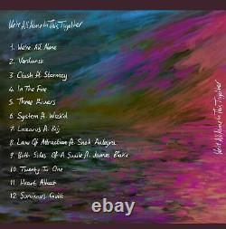 Dave Étaient Tous Seuls Dans Cette Édition Limitée Ensemble Vinyl Lp Waaitt Fast Shipping