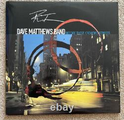 Dave Matthews Band - Avant Ces Crowded Streets Vinyl Album