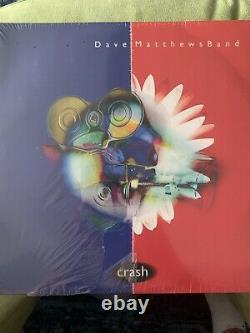 Dave Matthews Band Crash 2 × Vinyl Lp Éclaboussures
