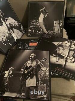 Dave Matthews Band Dmb En Direct Trax Vol. 4 Orange Vinyle Box Set / 2000 4xlp Rsd