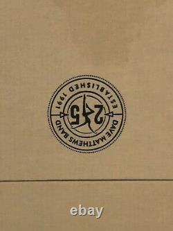Dave Matthews Band Dmb Live 25 Vinyl Sealed Limited Edition 5xlp 180 Gram Nouveau