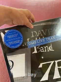 Dave Matthews Band Dmb Live Trax Vol 1 Blue Vinyl 4 Lp Numéroté 2013 Scélérisé