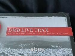 Dave Matthews Band Dmb Live Trax Vol. 2 5 X Red Vinyl Lp 2013 Sortie Rsd