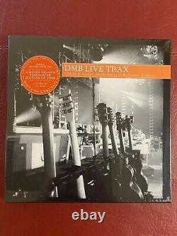 Dave Matthews Band Dmb Live Trax Vol 4 Richmond Virginia Vinyle Rsd #855 Orange