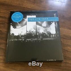 Dave Matthews Band En Direct Trax 35 Vinyle Aqua Couleur 20/06/09
