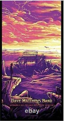 Dave Matthews Band Gorge N2 Limited Edition 2021