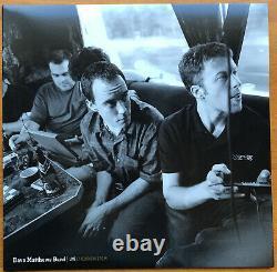 Dave Matthews Band Live At Red Rocks 8.15.95 Ensemble De Boîtes 4xlp 180gram Près De La Monnaie