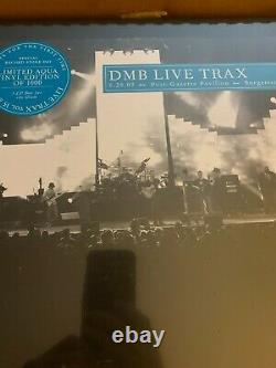 Dave Matthews Band Live Trax 35 Aqua Vinyle #376/1000 Scellé