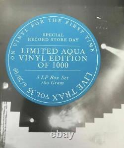 Dave Matthews Band Live Trax Vol 35 Burgettstown Aqua Vinyl Set Rsd #442 Dmb