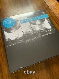 Dave Matthews Band Live Trax Vol. 35 Burgettstown, Pa Aqua Blue Vinyl Rsd Ltd