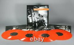 Dave Matthews Band Live Trax Vol. 4 Orange Vinyl Box Set 2014 Rsd Gravé Scellé