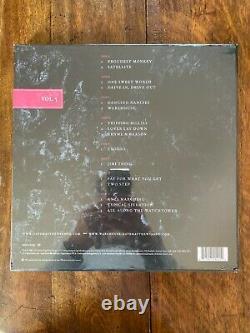 Dave Matthews Band Live Trax Vol. 5 Pink Vinyl Box Set 2015 Rsd #500 Sealed