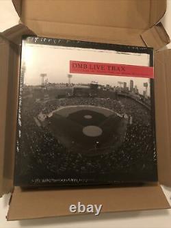Dave Matthews Band Live Trax Vol 6 Fenway Boston Ma 8x Lp Red Vinyl #747 Dmb