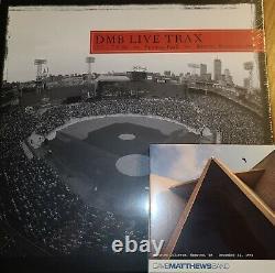 Dave Matthews Band Live Trax Volume 6 Fenway Park 8x Vinyle Lp