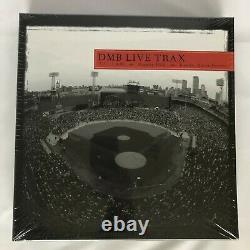 Dave Matthews Band Live Trax Volume 6 Red Color Vinyl 8x Lp Fenway Boston Sealed