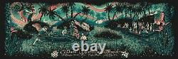 Dave Matthews Band Poster James Eads Ap Limited Edition Of 54