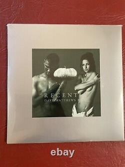 Dave Matthews Band Récemment Vinyl Lp 10 Ep Scellé Rsd
