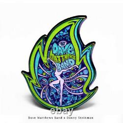 Dave Matthews Band X Danny Steinman Combo À 2 Broches Edition Limitée Preorder Secured