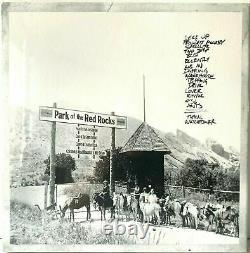 Dave Matthews Live At Red Rocks 8.15.95 Nouvel Album De Disques Vinyles Sealed Lp
