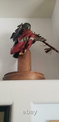 Dave Mcgary Sculpture Édition Limitée 46/50 Symphonies Du Cœur Avec Coa