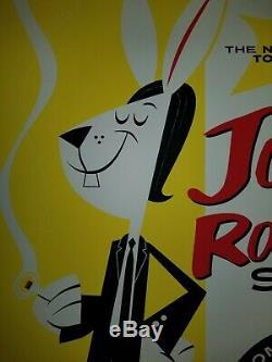 Dave Perillo Jack Rabbit Slims 5 $ Five Dollar Secouer Pulp Fiction Imprimer Mint