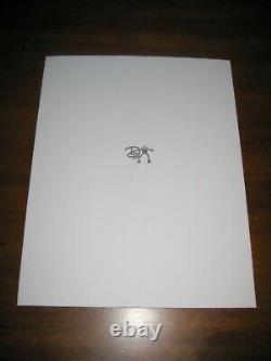 Dave Pollot Jurassic Park Matted Print Gallery 1988 Passagers Edition De 10
