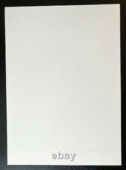 Dave Schubert Maria's Trick 2010 Edition Limitée Imprimer Nude Barry Mcgee Gx1000